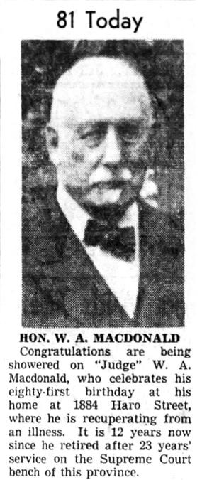Vancouver Sun, June 7, 1941, page 2, column 4.