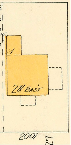 2001 Nelson Street; detail from Chilco Street to Burrard Inlet to Stanley Park boundary to Pendrell Street; Vancouver City Archives, Plate 62; 1972-582.37; https://searcharchives.vancouver.ca/plate-62-chilco-street-to-burrard-inlet-to-stanley-park-boundary-to-pendrell-street.