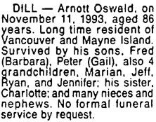 Vancouver Sun, November 15, 1993, page B3, column 3.