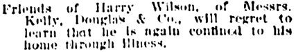 Vancouver Daily World, March 13, 1902, page 5, column 3.