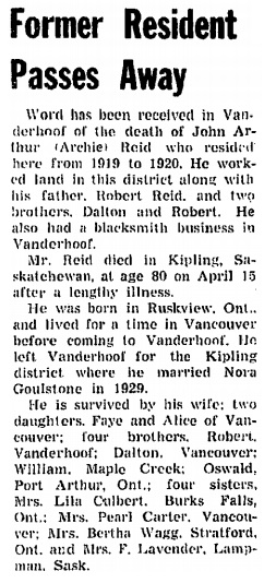 Nechako Chronicle, May 9, 1963, page 6, column 3; http://archive.vanderhooflibrary.com/archive/NechakoChronicle/1963/19630509/nc-1963-05-09-06.pdf.