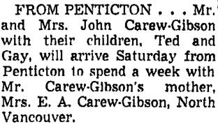 Vancouver Sun, December 20, 1955, page 27, column 7.