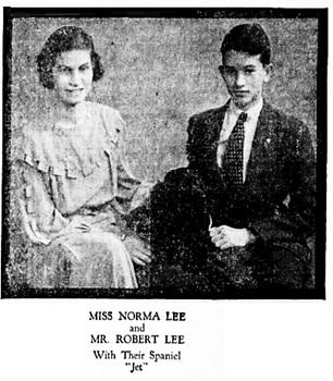 Vancouver Sun, January 4, 1936, page 18, columns 7-8.