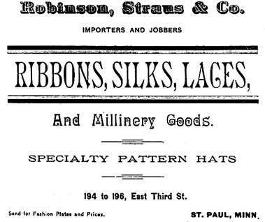 St Paul, Minnesota, City Directory, 1889, page 165.