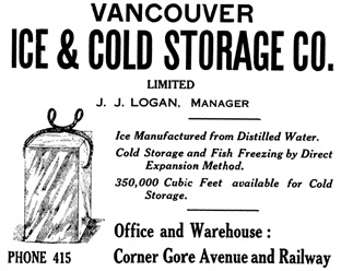 Henderson's City of Vancouver Directory, 1908, page 79.