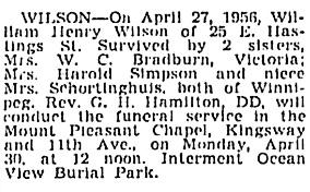 Vancouver Sun, April 28, 1956, page 30, column 6; https://news.google.com/newspapers?id=Wz5lAAAAIBAJ&sjid=0okNAAAAIBAJ&pg=1317%2C5678187.