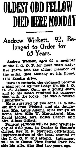 Vancouver Province, June 25, 1929, page 26.