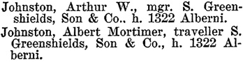 Henderson's BC Gazetteer and Directory, 1900-1901, page 843.