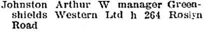 Henderson's Winnipeg city directory for 1905, page 694.
