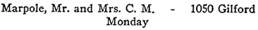 Elite Directory of Vancouver, 1908, page 61.
