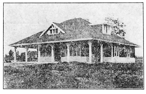 Edmonton Country Club, Edmonton Journal, September 9, 1913, page 1, columns 4-5.