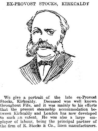 Edinburgh Evening News (Edinburgh, Scotland), Friday, February 18, 1898, Issue 7744, page 4, column 3.