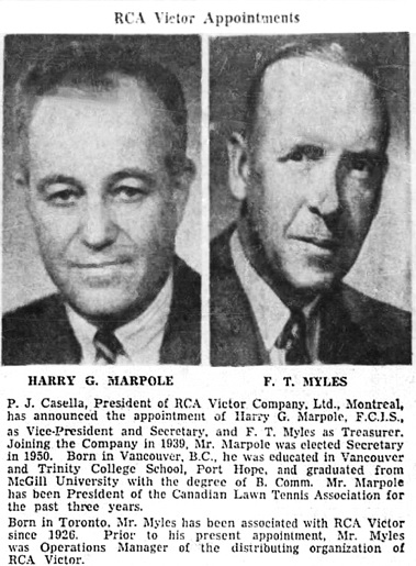 The Ottawa Citizen, March 4, 1957, page 8, columns 7-8.
