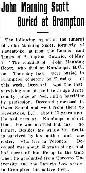The Mail Herald (Revelstoke, British Columbia), May 16, 1914, page 1, column 3; https://open.library.ubc.ca/collections/bcnewspapers/mherald/items/1.0311051.