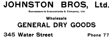 Henderson's City of Vancouver Directory, 1908, page 70.