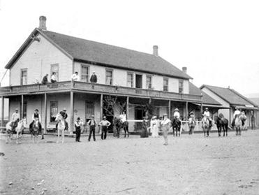Savona Hotel, about 1898, British Columbia Archives, Item D-07723; https://search-bcarchives.royalbcmuseum.bc.ca/savona-hotel-3.