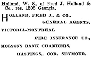 Henderson's BC Gazetteer and Directory, 1900-1901, page 835.