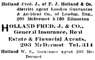 Henderson's City of Winnipeg directory for 1899, page 250; [edited image]; http://peel.library.ualberta.ca/bibliography/921.2.10/232.html.