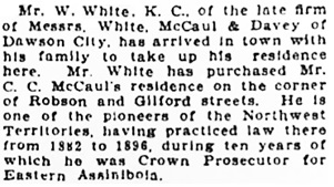 Vancouver Province, June 1, 1906, page 3.