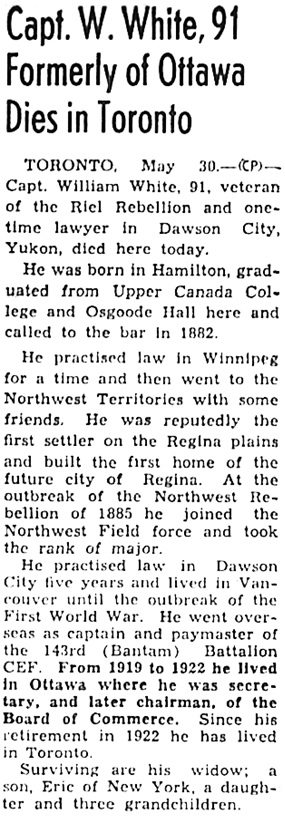 The Ottawa Journal, May 31, 1948, page 12, column 3.
