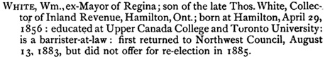 A Political Manual of the Province of Manitoba and the North-west Territories, by John Palmerston Robertson, Winnipeg, Call Printing Company, 1887, page 182, https://books.google.ca/books?id=hVUvAAAAYAAJ&pg=PA182#v=onepage&q&f=false.