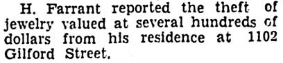 Vancouver Sun, June 25, 1934, page 3, column 4.