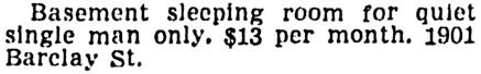 Vancouver Province, July 5, 1948, page 23, column 6.