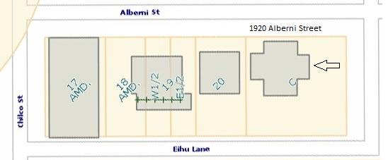 1920 Alberni Street; source map: City of Vancouver, Vanmapp; http://vanmapp.vancouver.ca/pubvanmap_net.