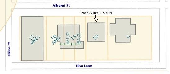 1932 Alberni Street; source map: City of Vancouver, Vanmapp; http://vanmapp.vancouver.ca/pubvanmap_net.