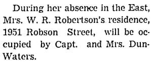Vancouver Sun, November 26, 1938, page 13, column 7.