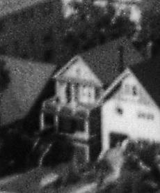 1961 Comox Street, 1954; detail from First Beach; BO-54-211; http://vintageairphotos.com/bo-54-211/.