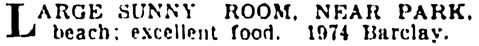 Vancouver Province, June 20, 1936, page 20, column 3.