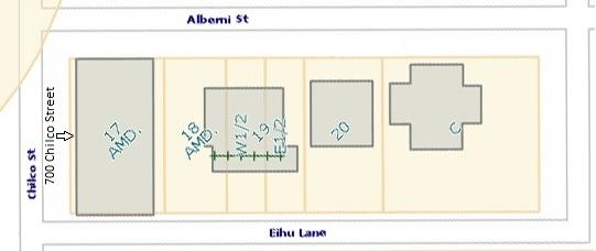 700 Chilco Street; source map: City of Vancouver, Vanmapp; http://vanmapp.vancouver.ca/pubvanmap_net.