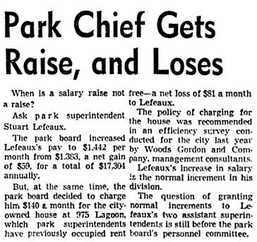 Vancouver Sun, April 14, 1964, page 2, columns 1-2.