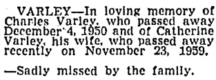Vancouver Sun, December 4, 1959, page 4, column 6.