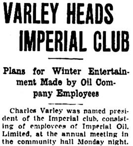 The Leader-Post (Regina), October 3, 1934, page 5, column 2.