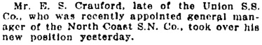 The Daily Telegraph (Sydney, New South Wales), January 2, 1920, page 4, column 6, https://trove.nla.gov.au/newspaper/article/239660627.