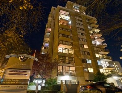 Ilikai Apartments, 1905 Robson Street, Vancouver, BC; https://www.hollyburn.com/building/ilikai/.