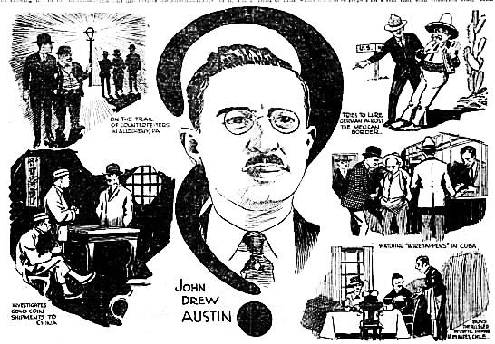 Honolulu Star-Bulletin, June 16, 1923, page 17, columns 3-7.