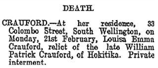 Cambie, Elizabeth Todd (1845-1928) | WestEndVancouver