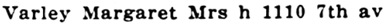 Seattle, Washington, City Directory, 1916, page 1549, column 1.