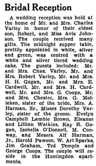 The Leader-Post (Regina, Saskatchewan), September 23, 1937, page 6, column 6.