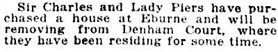 Vancouver Daily World, June 27, 1921, page 7, column 3.