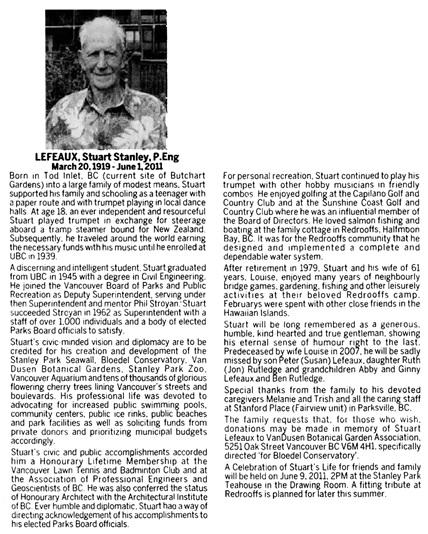 Vancouver Sun, June 6, 2011, page 34, column 3.