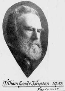 William Goode Johnson, 1903, ancestry.ca.