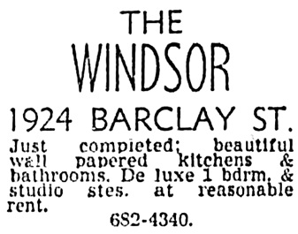 Vancouver Sun, January 24, 1966, page 35, column 2.