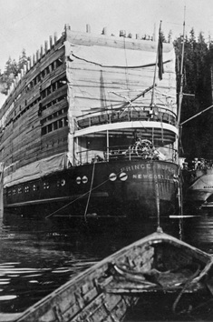 Wreck of the SS Prince Rupert, 1920, British Columbia Archives; Item D-03958; https://search-bcarchives.royalbcmuseum.bc.ca/wreck-of-ss-prince-rupert-4.