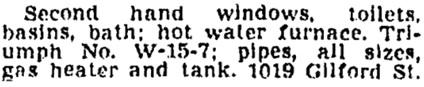 Vancouver Province, June 16, 1949, page 26, column 4.
