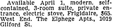 Vancouver Province, March 11, 1950, page 28, column 5.