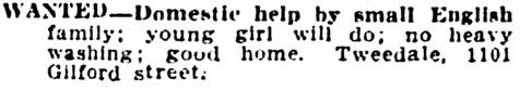 Vancouver Province, July 2, 1909, page 22, column 4.